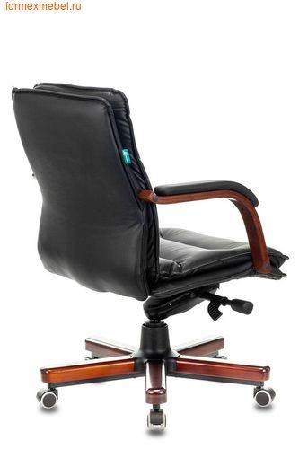 Кресло руководителя Бюрократ T-9927WALNUT-Low (фото, вид 3)