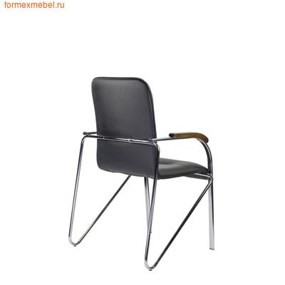 Стул офисный стул для посетителей САМБА Хром (фото, вид 3)