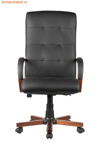 Кресло руководителя Рива M 165 A черное (фото, вид 1)