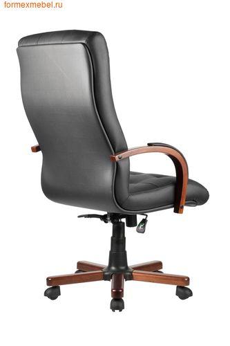 Кресло руководителя Рива M 165 A черное (фото, вид 2)