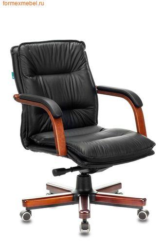 Кресло руководителя Бюрократ T-9927WALNUT-Low (фото, вид 4)