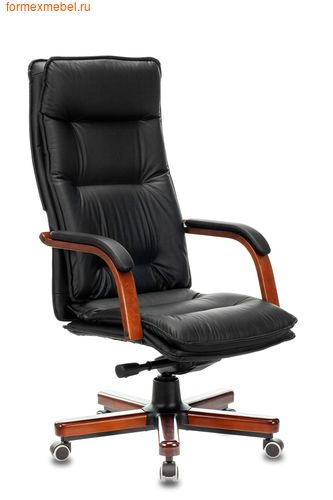 Кресло руководителя Бюрократ T-9927Walnut (фото, вид 5)