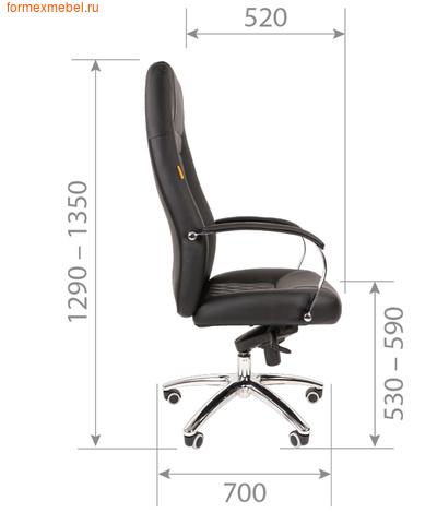 Кресло руководителя Chairman CH-950 (фото, вид 2)