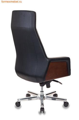 Кресло руководителя Бюрократ ANTONIO/BLACK (фото, вид 1)
