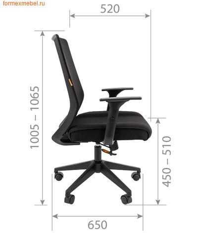 Компьютерное кресло Chairman CH-555LT (фото, вид 1)