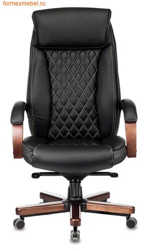 Кресло руководителя Бюрократ T-9924WALNUT (фото, вид 2)