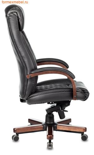 Кресло руководителя Бюрократ T-9924WALNUT (фото, вид 3)
