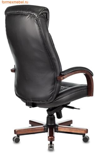 Кресло руководителя Бюрократ T-9924WALNUT (фото, вид 4)