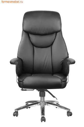 Кресло руководителя Рива RCH 9501 (экокожа) (фото, вид 1)