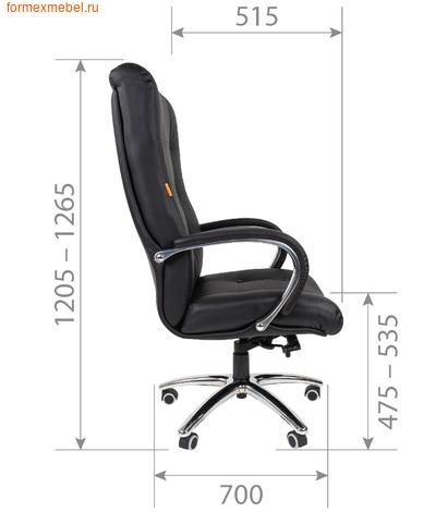 Кресло руководителя Chairman CH-424 (фото, вид 2)