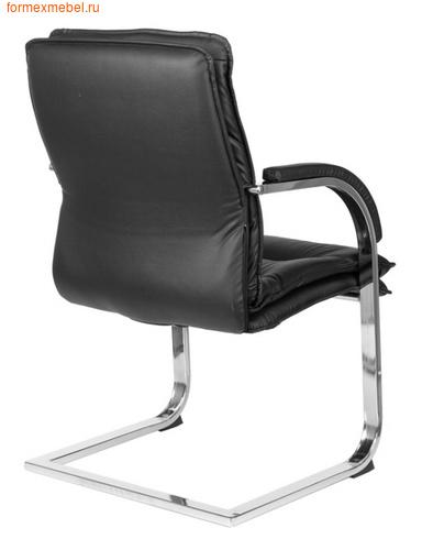 Кресло для посетителей офисное Бюрократ T-9927SL Low-V/black (фото, вид 3)