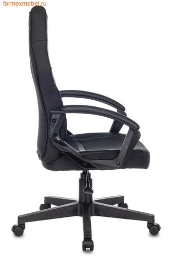 Компьютерное игровое кресло Бюрократ ZOMBIE 10 (фото, вид 2)
