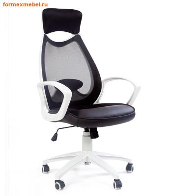 Компьютерное кресло Chairman Ch-840 White (фото, вид 1)