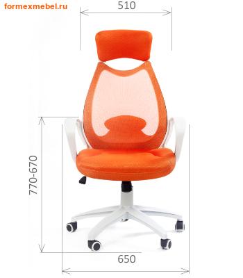 Компьютерное кресло Chairman Ch-840 White (фото, вид 2)