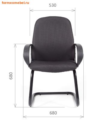 Кресло для посетителей офисное Chairman CH-279V (фото, вид 2)