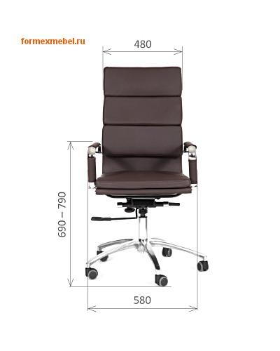 Компьютерное кресло Chairman CH-750 (фото, вид 2)