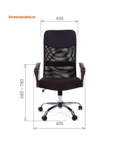 Компьютерное кресло Chairman CH-610LT (фото, вид 1)
