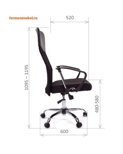 Компьютерное кресло Chairman CH-610LT (фото, вид 2)