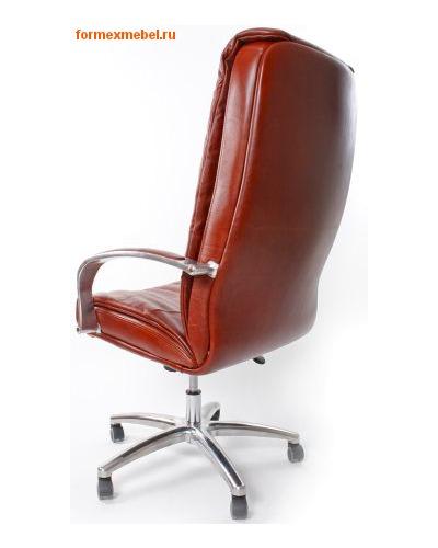 Кресло руководителя ШЕФ Хром (фото, вид 2)