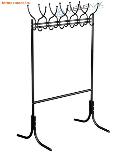Вешалка напольная гардеробная М11