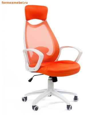 Компьютерное кресло Chairman Ch-840 White (фото)