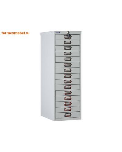 Многоящичный шкаф (картотека) Практик MDC-A4/910/15