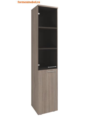 Шкаф для документов KB209п/KB210 лев, шкаф узкий со стеклом правый/левый (фото)