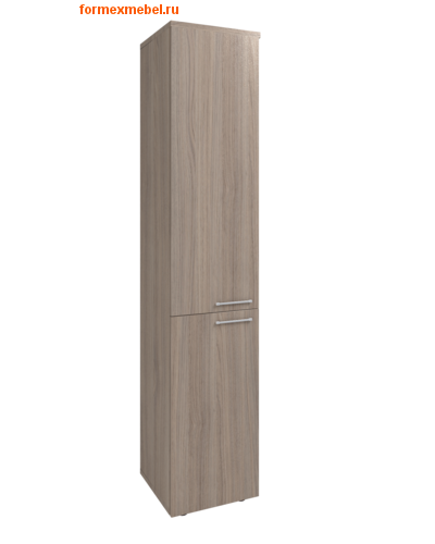 Шкаф для документов KB207 узкий закрытый