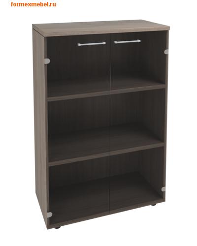 Шкаф для документов KB206 средний со стеклом (фото)