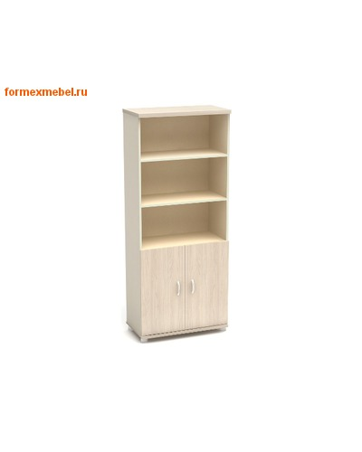 Шкаф для документов К4 широкий полуоткрытый (фото)