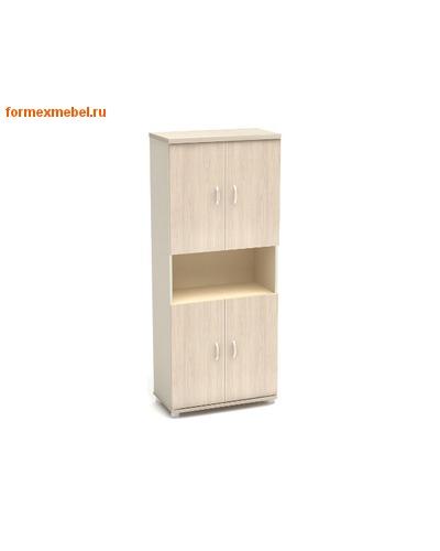 Шкаф для документов К7 широкий высокий с нишей (фото)