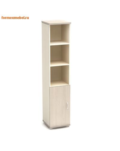 Шкаф для документов К9 узкий полуоткрытый (фото)