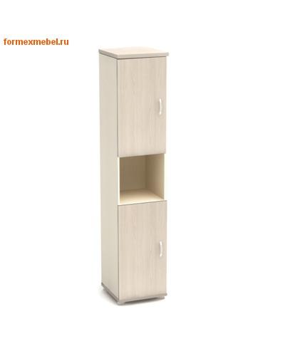Шкаф для документов К12 узкий с нишей (фото)