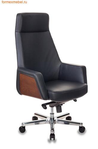 Кресло руководителя Бюрократ ANTONIO/BLACK (фото)