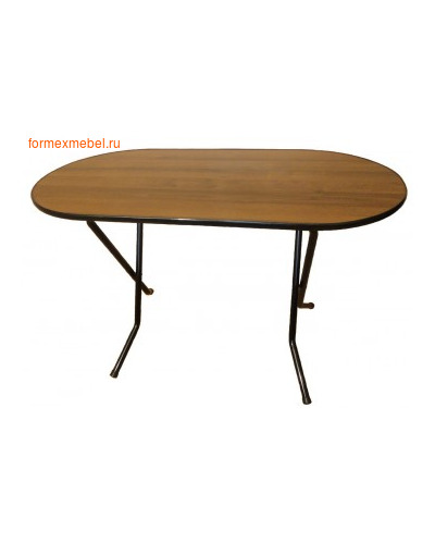 Стол складной овальный СОР 128 (фото)