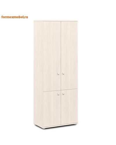 Шкаф для документов ЭКСПРО V-602 закрытый, 4 двери (фото)