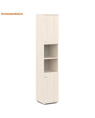 Шкаф для документов ЭКСПРО V-504 узкий полузакрытый (фото)