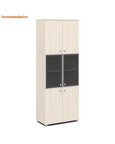 Шкаф для документов ЭКСПРО V-613 Шкаф со стеклом (фото)