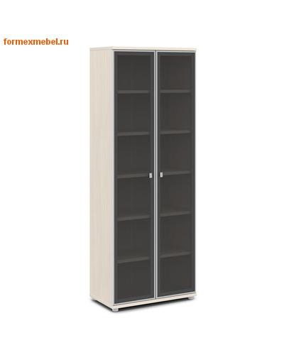 Шкаф для документов ЭКСПРО V -611 высокий со стеклом (фото)