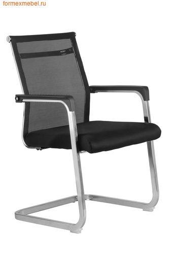 Кресло для посетителей офисное Рива D801E (фото)
