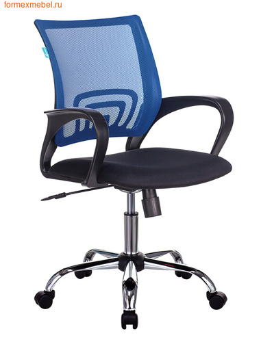 Компьютерное кресло Бюрократ CH-695N-SL (фото)
