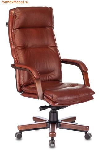 Кресло руководителя Бюрократ T-9927Walnut (фото)