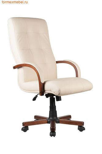 Кресло руководителя M 165 A бежевое (фото)