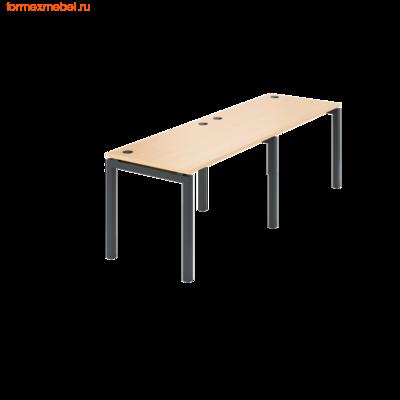 Бэнч-система столов на два р.м. АМБЛ-002-2