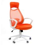 Компьютерное кресло Chairman Ch-840 White