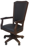 Кресло на деревянном каркасе 5400Л