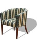 Кресло для отдыха Гартлекс С-06