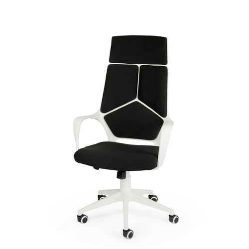 Компьютерное кресло NORDEN IQ белый пластик