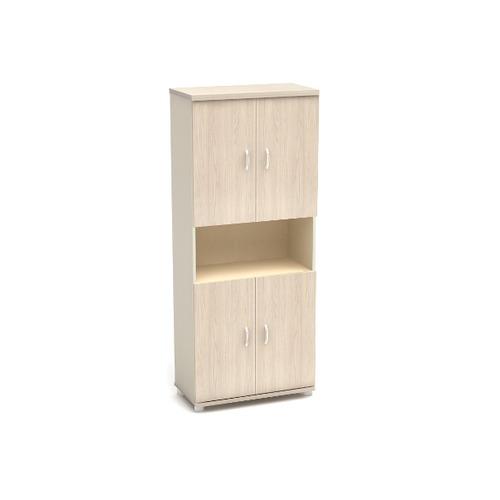 Шкаф для документов К7 широкий высокий с нишей