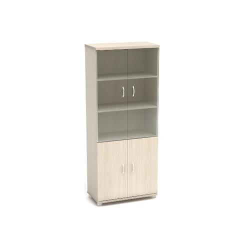 Шкаф для документов К8 со стеклом